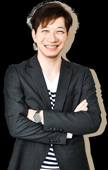 海老澤 祐也先生の写真