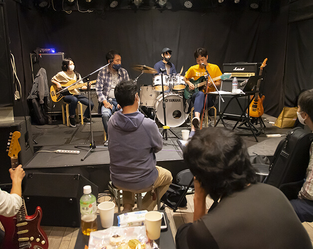 福岡開催イベントの様子