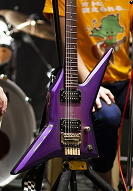 参加者のギター3