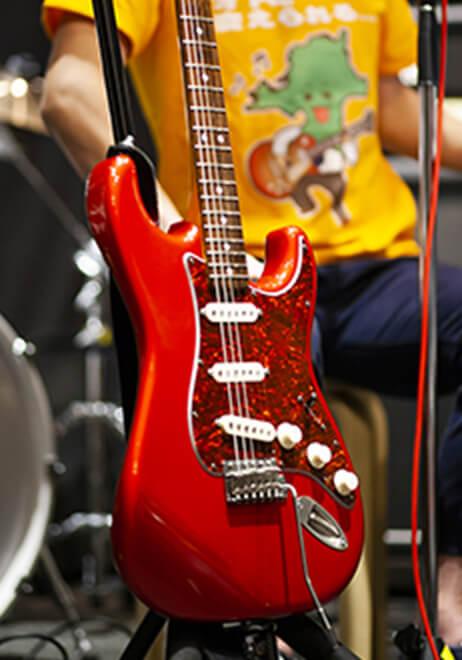参加者のギター6