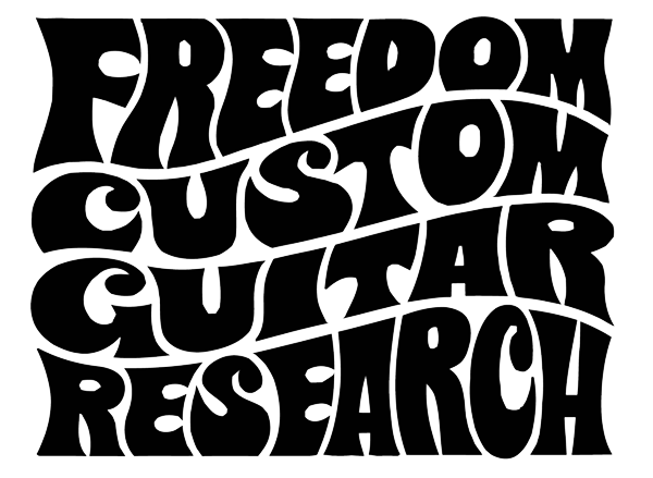 FREEDOM CUSTOM GUITAR RESEARCH