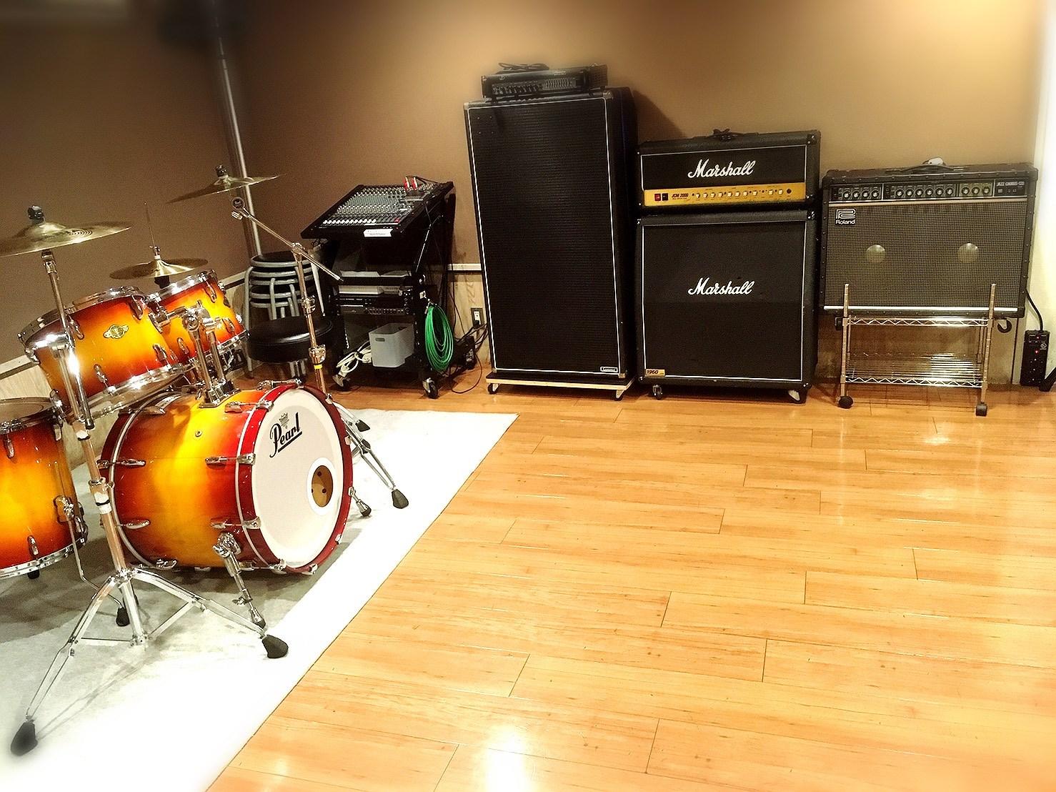八王子ドラム教室