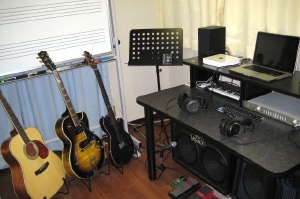 ふじみ野&上福岡ギター教室