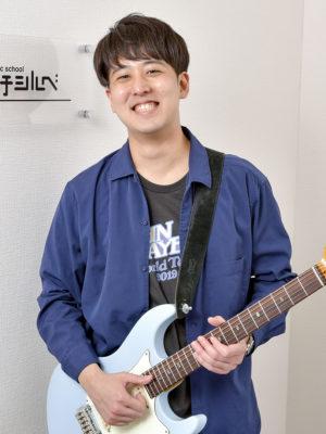 大野 玲史(ギター)