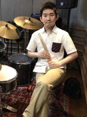 新宿ドラム教室